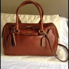 ... Coach Bags - Coach Haley Legacy Medium Satchel ...