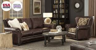 best selection of usa made amish made amish leather furniture at biltrite