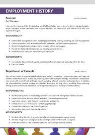 Resume Social Worker Resume Templates