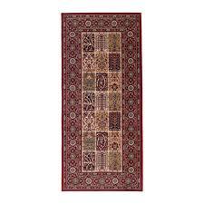 stylish ikea runner rug uk val ruta rug low pile multicolour 80x180 cm ikea