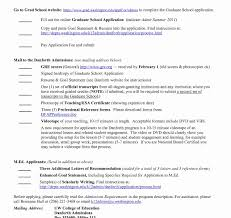 Resume For Graduate School Graduate Application Resume Samples Masters Program Sample School ...