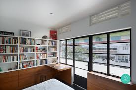 12 Small Apartments And Their Cleverly Organised Interiors. Study AreasSmall  ...