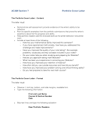 Peachy Design Cover Letter For Portfolio 14 Sample English Cv