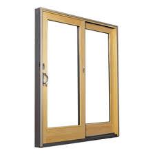 gliding patio door