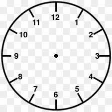Clock Face Png Images Free Transparent Image Download Pngix