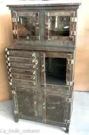 vintage metal dresser hospital furniture 5. Delighful Vintage Antique  Intended Vintage Metal Dresser Hospital Furniture 5 O