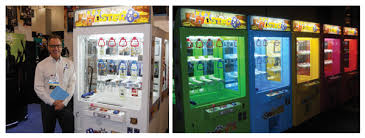 Game Vending Machine Mesmerizing Prize Vending Sega Credits UserFriendly Design For Key Master's