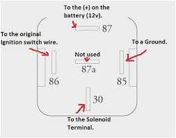 relay wiring diagram 5 pole fresh awesome relay wiring diagram 5 diagrams of relay wiring related post