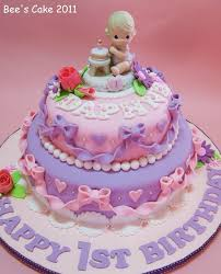 1st Birthday Cake Designs For Baby Girl In India Baby Girls 1st Birthday Cake Girls First Birthday Cake