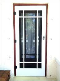glass screen door storm door with screen and glass storm doors screen door medium size of