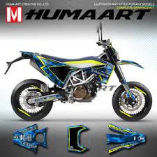 2016 2017 husqvarna sm 701 supermoto enduro custom motorcycle