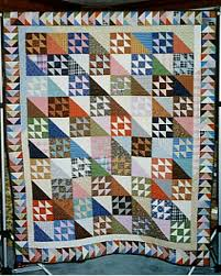 7 best Quilts-Merry Mayhem images on Pinterest | Bag, Hamilton and ... & Merry Mayhem Mystery Quilt 2014 w/ flying geese borders Adamdwight.com