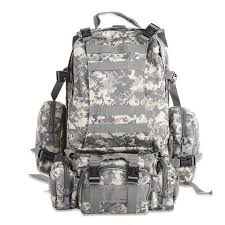 Get Quotations · KEXKL 50L Outdoor Backpack Military Tactical Rucksack Sports Bag Waterproof Camping Hiking For Travel Cheap Products Walmart, find
