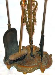 brass fireplace tools rare antique solid brass fireplace tool set tools brass fireplace tools duck head