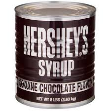hershey s chocolate syrup can. Plain Chocolate Remember When Hersheyu0027s Chocolate Flavored Syrup Came In A Can In Hershey S Chocolate Syrup Can