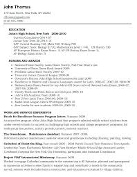 How To Write S Resume Sample Job Objective For Examples Objectives
