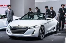 new car releases in ukTokyo motor show 2013 Honda Beat S660 concept  Autocar