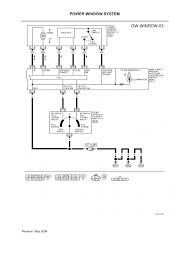 repair guides glasses window systems mirrors 2004 power wiring diagram window out rear power vent windows page 03 2004