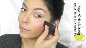 instaready contour full face makeup tutorial sccastaneda you