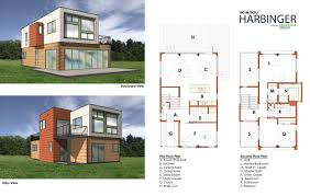 Image detail for -SG Blocks, Harbinger House, Designed by Lawrence Group -  Floorplan .