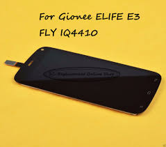 test For Gionee ELIFE E3 & FLY IQ4410 ...