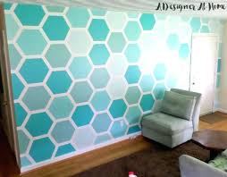 honeycomb wall decor honeycomb wall decor lovely how to tape paint hexagon patterned wall graphic wall honeycomb wall decor
