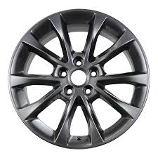 2016 Ford Fusion Bolt Pattern