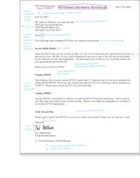 Ideas Collection Modified Block Letter Without Letterhead With