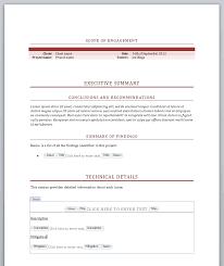Simple Report Template Screenshots Dradis Professional Edition
