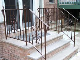 wrought iron railings for stairs outside iron railing designs exterior railings work expo and design center wrought iron railings for stairs outside