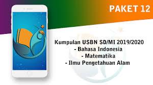 Oleh admindiposting pada 6 januari 20216 januari 2021. Soal Prediksi Usbn Ipa Mtk B Indo Paket 12 Tahun 2020 Mbah Guru