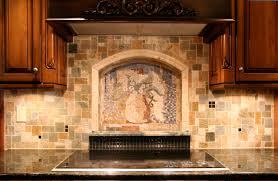 Decorative Kitchen Backsplash Mosaic Kitchen Backsplash Zampco