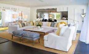 10 tips for styling large living rooms