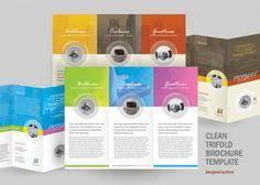 32 Best Tri Fold Brochures Images Brochure Template Flyer Design
