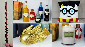 Cheap Crafts 5 Cheap And Easy Harry Potter Diy Crafts Pinterest Inspired