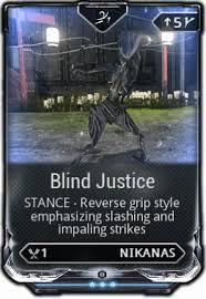Blind Justice | WARFRAME Wiki | Fandom