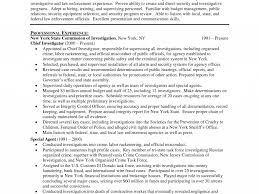 Enjoyable Police Officer Resume Example 15 Access Control Resume