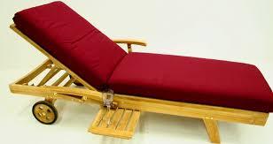 Chaise Lounge Chair Cushion [7LNG CH] $275 00 BenchSmith