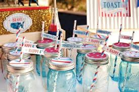 How To Decorate A Jar Ultimate 60th of July Decoration And Craft Ideas 41
