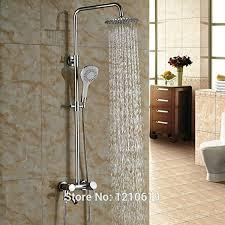 Luxurious Shower Neu An Der Wand Dusche Badewanne Armatur