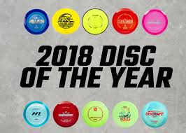 Vote 2018 Disc Release Of The Year Ultiworld Disc Golf