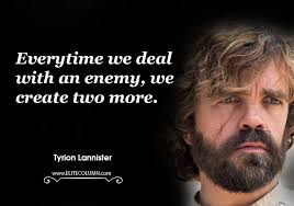 Tyrion Lannister Quotes Gorgeous Tyrion Lannister Quotes 48 EliteColumn