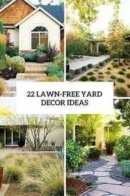 Olsen Landscape Design U2022 ProjectsLawn Free Backyard