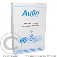 AULIN 30SÁČKŮ Granule pro roztok - Lékárna.cz