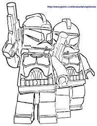 Lego Star Wars Iii The Clone Wars Coloring Pages Coloring Pages