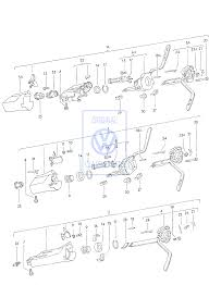 Vw ads 1965 moreover volkswagen oe parts 111498051abr steering link pin kit together with 1970 vw