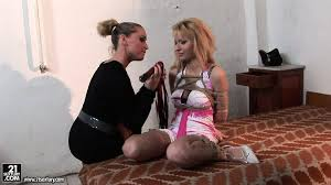 3 Rats Free Tied up Tubes Blonde Gets Dominated And Is Tie.
