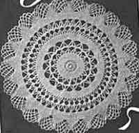 Crochet Doily Patterns Gorgeous Over 48 Free Crochet Doily Patterns At AllCraftsnet
