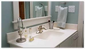 how to clean marble bathroom sink