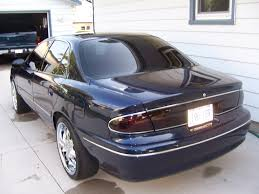 9nungaray0 2000 Buick CenturyCustom Sedan 4D Specs, Photos ...